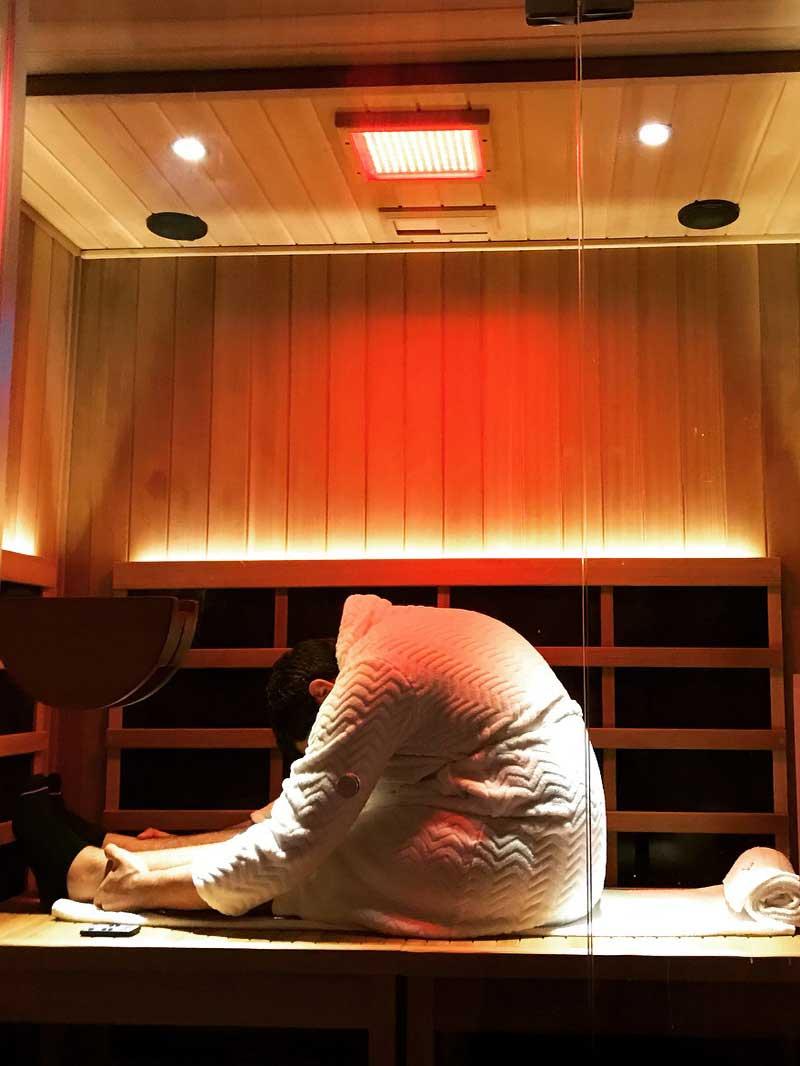 FIR Sauna – 1 Session